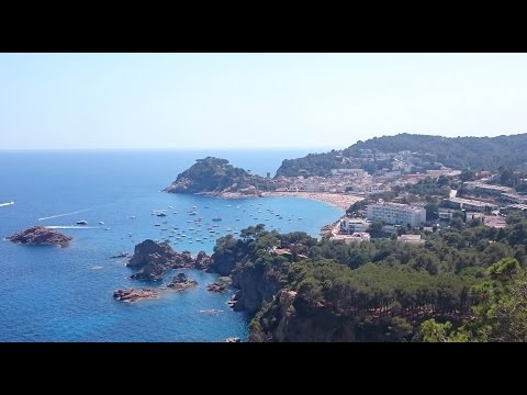 Mediterranean road to Spain