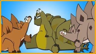 I'm A Dinosaur - Stegosaurus