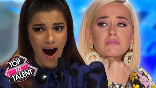 10 MOST EMOTIONAL Auditions On Got Talent And Idol 2021!
