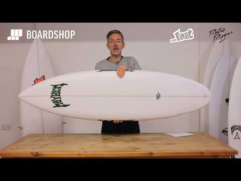 480ccc815b Lost Retro Ripper Surfboard Review - YouTube