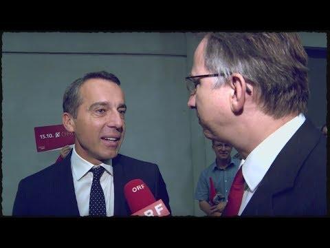 Peter Klien: SPÖ-Wahlkampfveranstaltung (Nationalratswahl 2017) | Willkommen Österreich