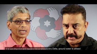 அழியும் காவிரி : Kamal Discussing about Cauvery Issue with Experts | Makkal Neethi Maiyam