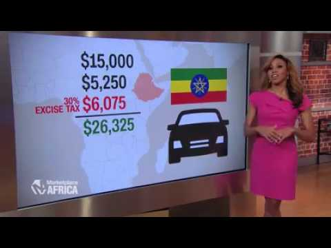 Importing cars in Ethiopia - Crazy numbers