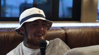 Damon Campbell Interviews Mac Miller (2013)