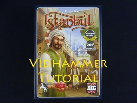 Istanbul - Board Game Tutorial