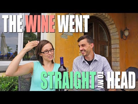 Wine Tasting and Day Drinking on the Shawnee Hills Wine Trail - Full Time RV Living