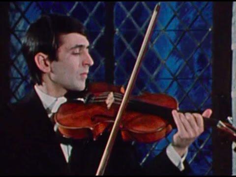 Yuri Bashmet documentary / Альтист Юрий Башмет - video 1981