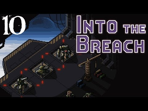 SB Plays Into The Breach 10 - Rocks For Brains