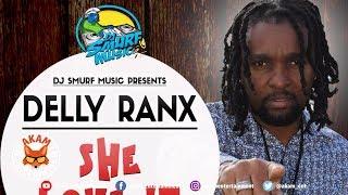 Delly Ranx - She Love It [Ear Bud Riddim] September 2018