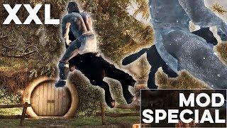Funny Skyrim Mods on PS4 - Shapeless Skyrim