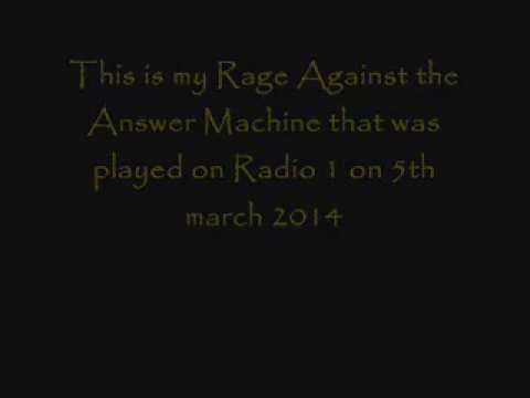 My Rage Against the Answer Machine (read...