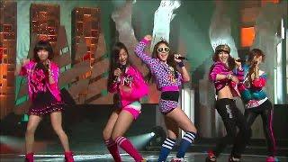 【TVPP】After School - DIVA (New Member: U-ie), 애프터스쿨 - 디바 @ Show Music Core Live