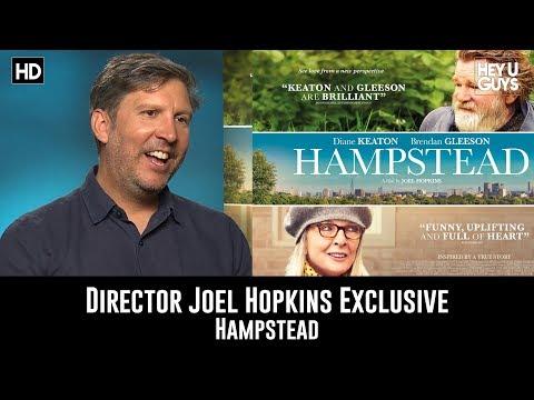 Director Joel Hopkins Exclusive Interview - Hampstead
