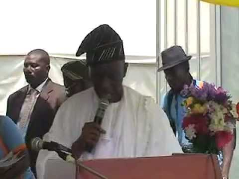 Lagos International Trade Fair - 2012 - Openining Ceremony - Paul Ruwase - Part 5 - LCCITV