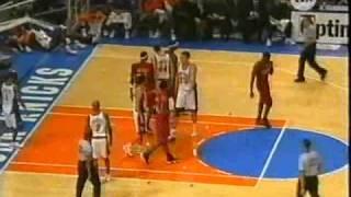 Top 10 NBA 4th week 2000-2001