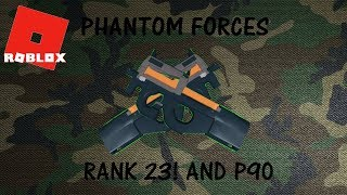 Roblox | Phantom Forces | Rank 23 | voice reveal