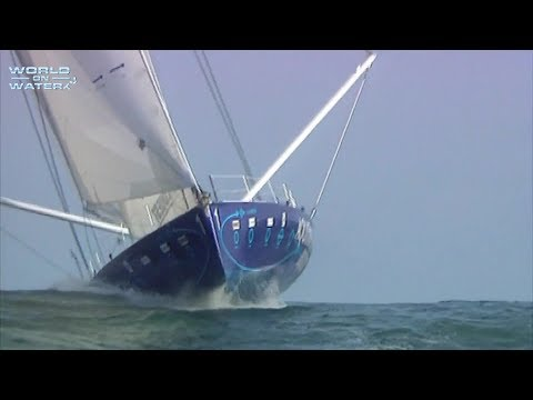 World on Water Sailing News November 02 18 Etchells, Vendee Globe,  AC Q&A, Cats, Susie Goodall more