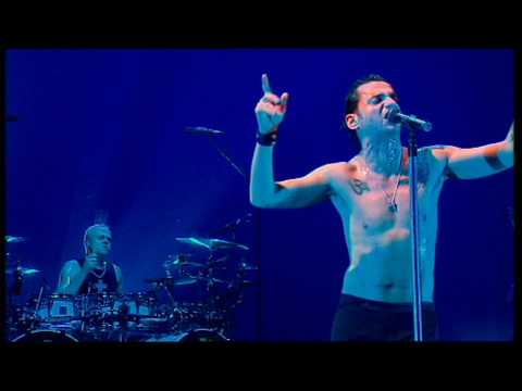 Depeche Mode Walking In My Shoes Paris 2001