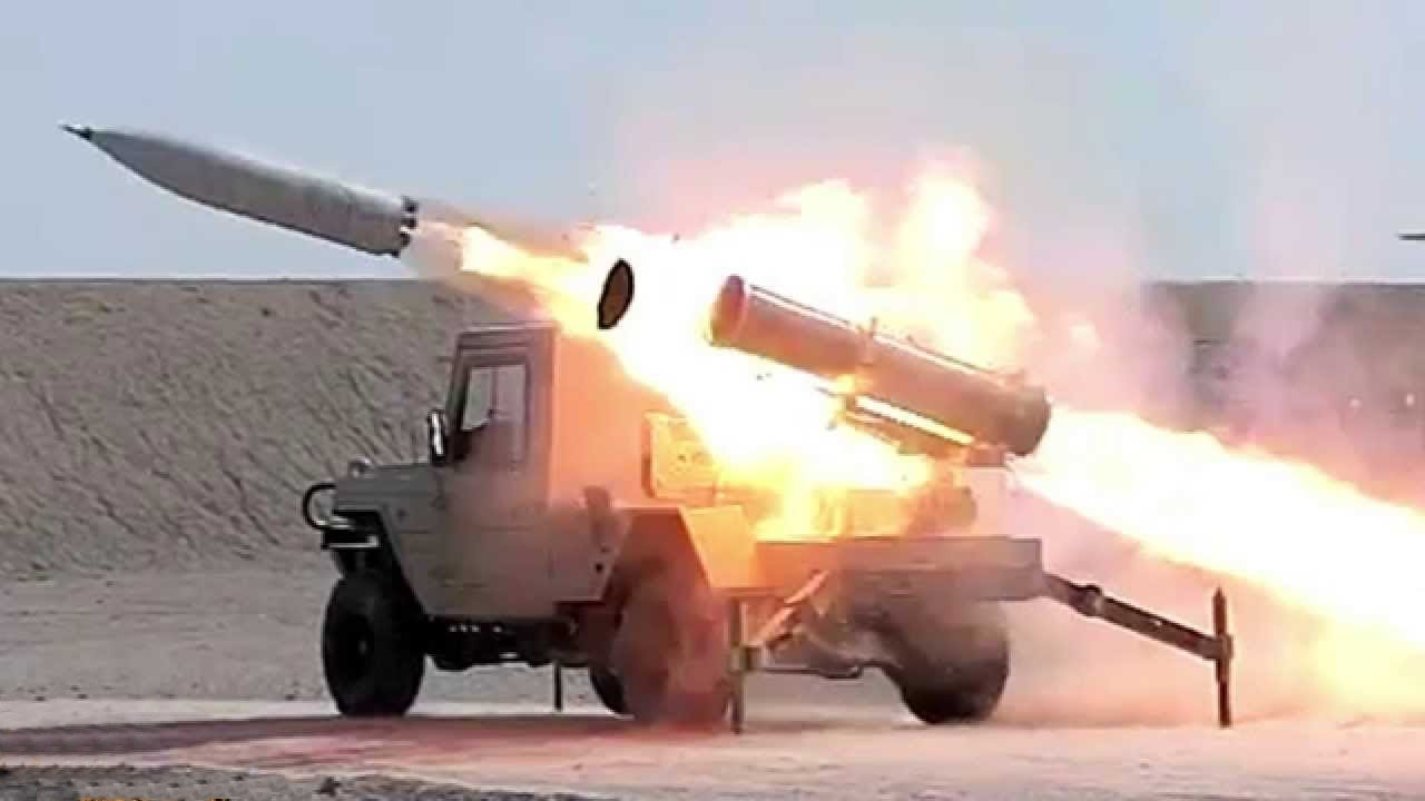 Iran Unveils New Rocket Launcher, Heavy Tactical Vehicle ...