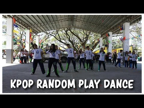 KPOP RANDOM PLAY DANCE 2019 PHILIPPINES!!! (School Foundation Day) | Sean Gervacio
