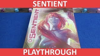Sentient - Playthrough