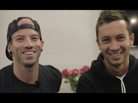 Twenty one pilots funny moments best 2016 2 youtube for Twenty pictures