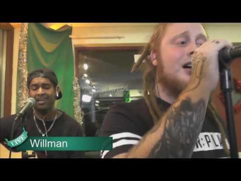 WillMan - Lejoninna LIVE @ musikhjälpen Gislaved 2016
