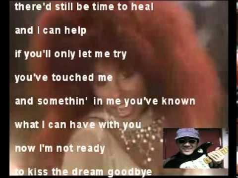 through the fire - karaoke