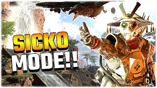 GOING FULL SICKO MODE!! (Apex Legends PS4)