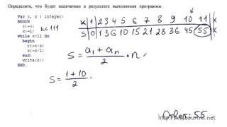 B5. Анализ программ с циклами