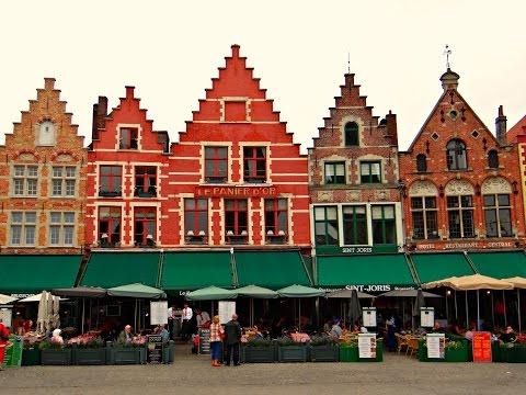 Időutazás: Séta Bruges-ben - Time travel: Walk in Brugge