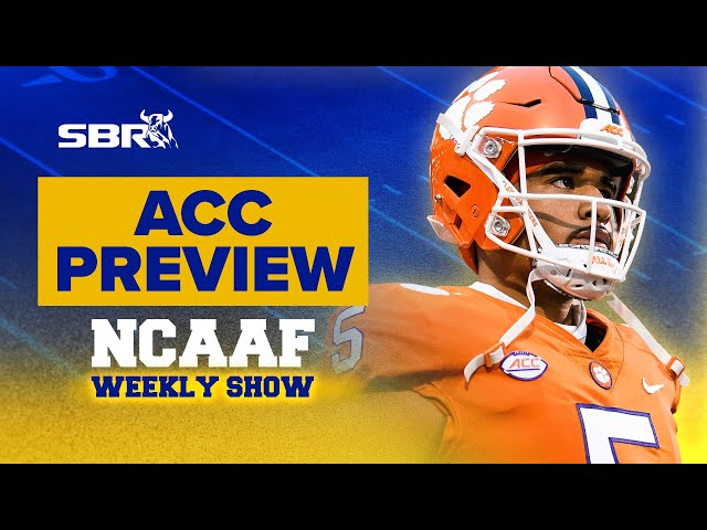 Atlantic Coast Conference Football 🏈 Preview and Predictions
