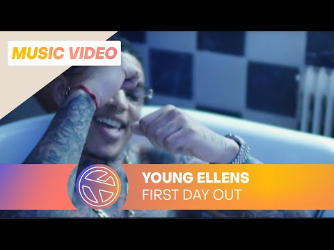 Young Ellens - First Day Out (Prod. Romano)