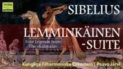 Jean Sibelius: Lemminkäinen Suite, Op.22
