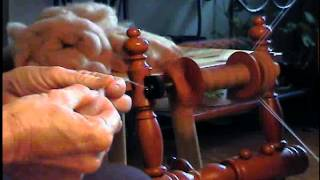 Paco-Vicuña - Spinning Lace