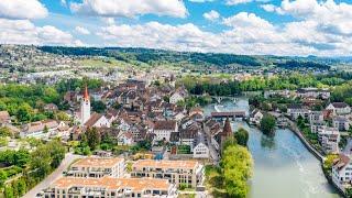 6.5 Zimmer Dachmaisonette-Wohnung in Bremgarten zu verkaufen – REMAX Immobilien Berikon Roland Meyer
