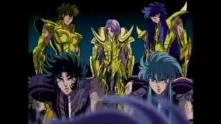 A Morte de Saori - Cavaleiros do Zodíaco (Saint Seiya)