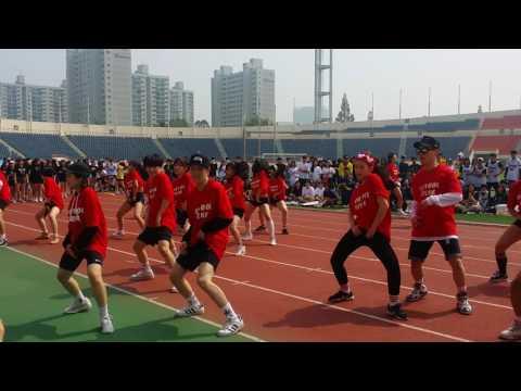 2016년 서공예 실무과 7기 짱!!! 체육대회 퍼레이드