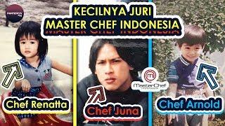 Kecilnya Chef Renatta, Chef Arnold, dan Chef Juna - Master Chef Indonesia