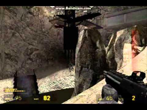 Half-Life 2 Complete Mod Walkthrough - Coastline to Atmosphere