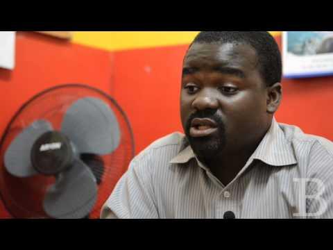 Enock Changamire, hospital administrator, on health care