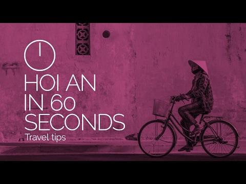 Hoi An, Vietnam in 60 seconds