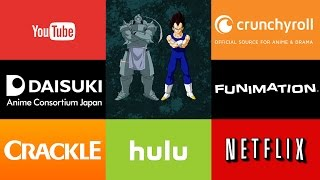 Top 5 Sites to Watch Anime Legally (2015) - 5 Things