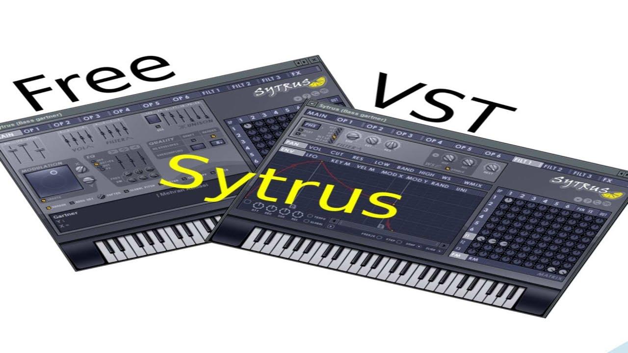 IMAGE LINE SYTRUS TO V2.6.3 VSTI СКАЧАТЬ БЕСПЛАТНО