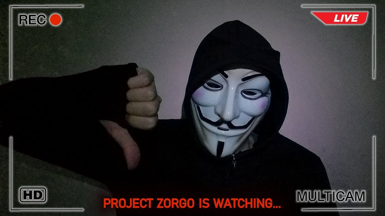 Channel Hacked By Game Master Project Zorgo Is Watching