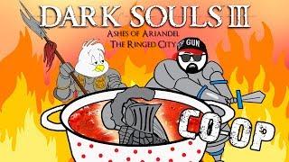 Dark Souls III DLC: Пепельный борщ