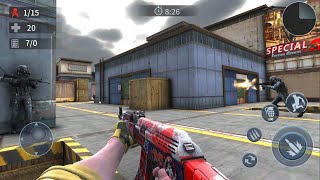 Special Ops 2020: Encounter Shooting Games 3D- FPS Android Gameplay screenshot 4