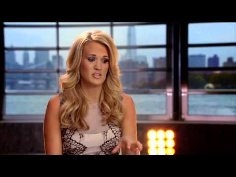 "The Sound of Music Live: Carrie Underwood ""Maria von Trapp"" On Set TV Interview"