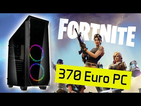 370-euro-gaming-pc---einrichtung-&-gaming-test-mit-fortnite,-cs:go-&-assassin's-creed-odyssey