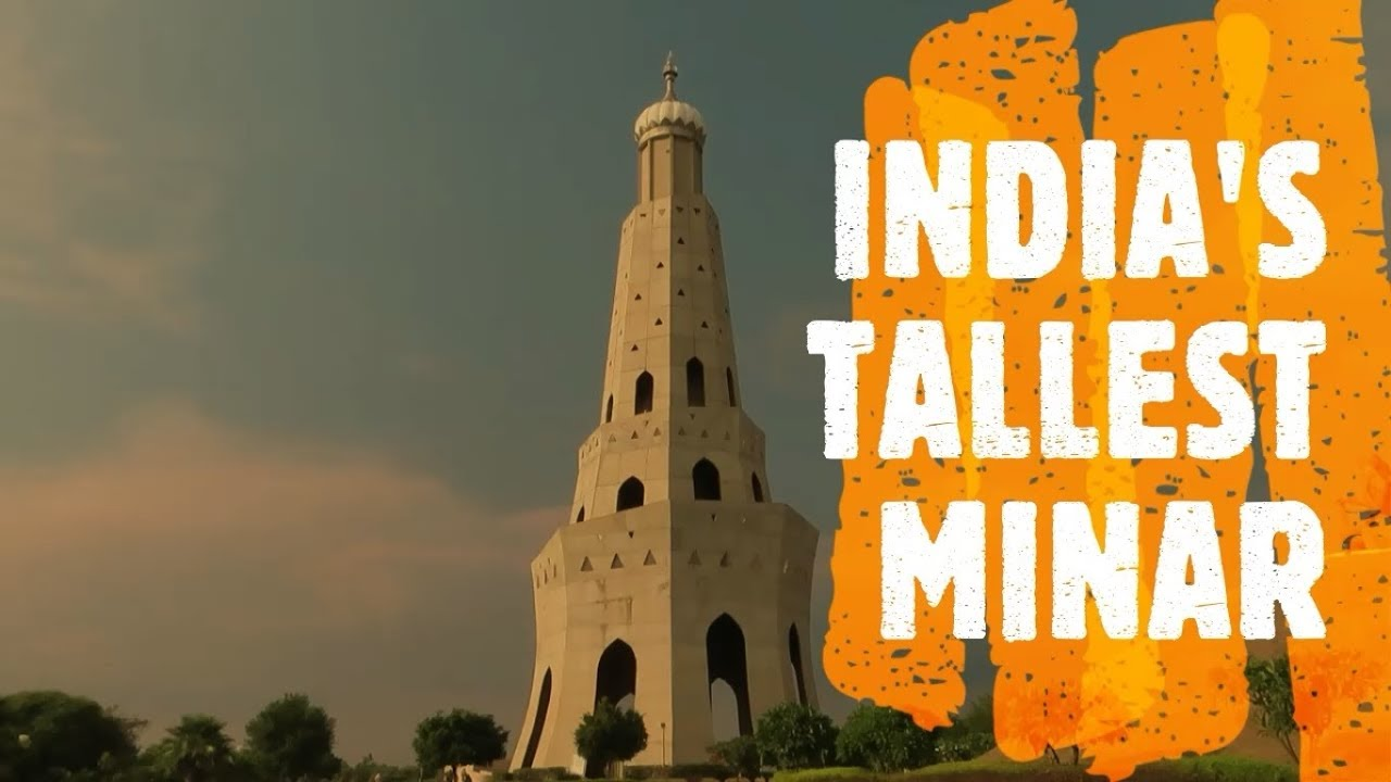 Tallest Minar | Fateh Burj | Tallest Minaret In India 100 M. Tall | Vlogistani Indian | Vlog#13